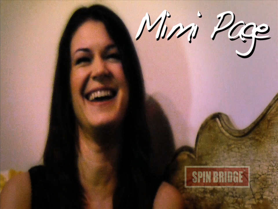 Mimi Page 2012 Interview and HoB performances